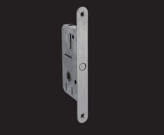 Folding door locks